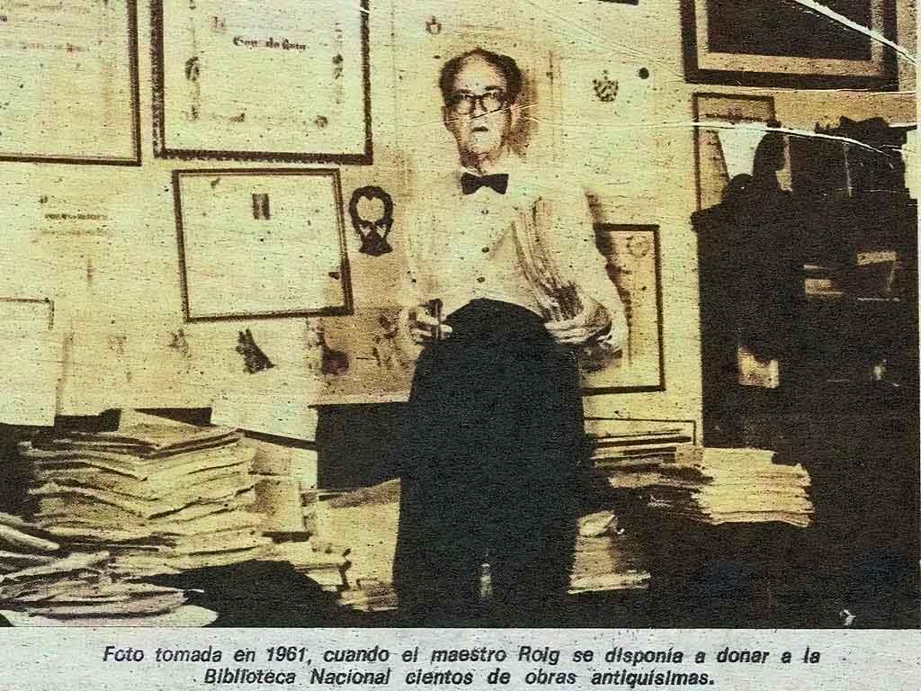gonzalo roig 1961 1