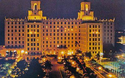 El Hotel Nacional de Cuba, historia y elegancia frente al litoral habanero