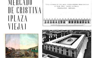El Mercado de Cristina, cuando los cubanos compraban en la Plaza Vieja