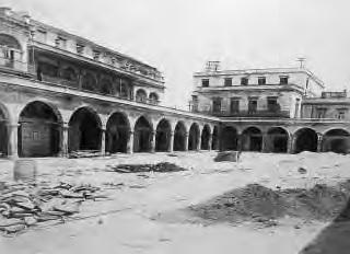 mercado de cristina plaza vieja demolición 1908