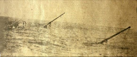 naufragio del balvanera