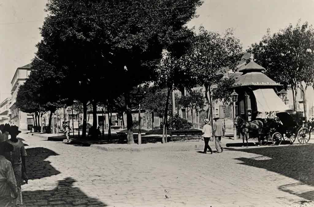 plaza del santo cristo-1900