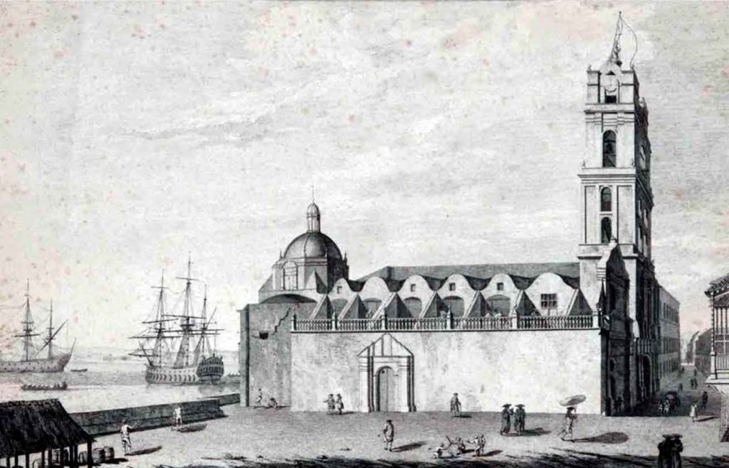 plaza de san francisco elias dunford