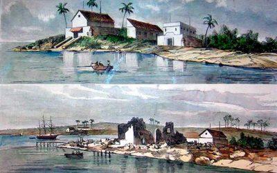 La explosión de los polvorines de San José y San Felipe (1884)