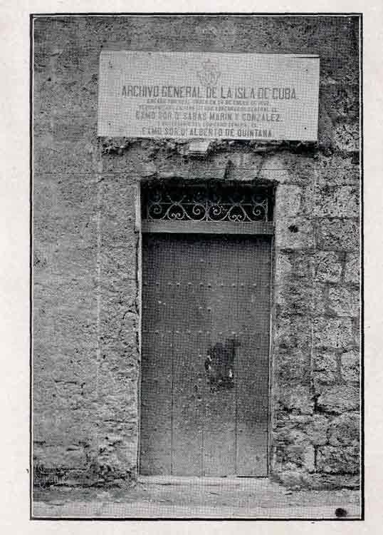 puerta-de-entrada-del-archivo-general-de-la-isla-de-cuba-en-el-convento-de-san-francisco-de-asis