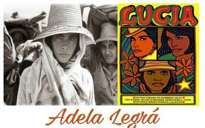 Adela Legra el rostro enigmático del cine cubano