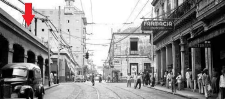 Belascoaín desde San José hacia la calle Zanja
