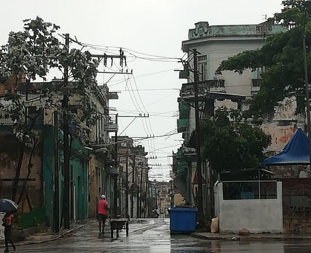 Calle Marqués González La Habana