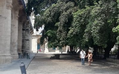 ¿Por qué se llama calle Tacón? (Calles de La Habana)