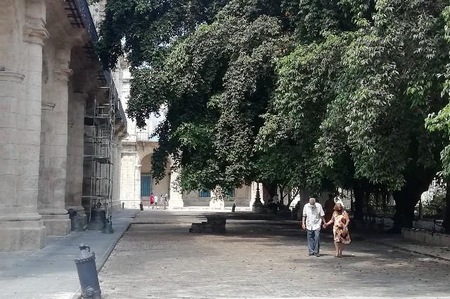 Calle Tacon Habana
