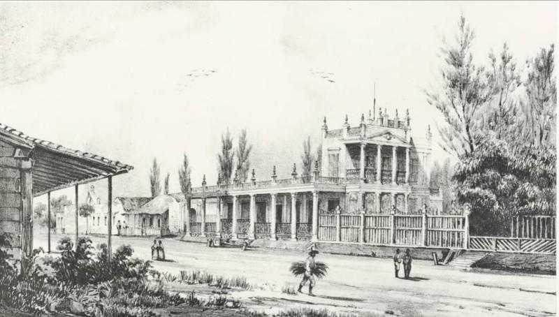 Casa Quinta de los Condes de Fernandina Cerro Habana 1