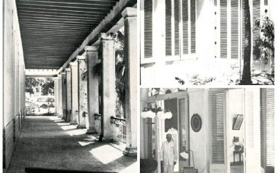 Vedado colonial: Casa de Melchor Gastón (Calle 9)