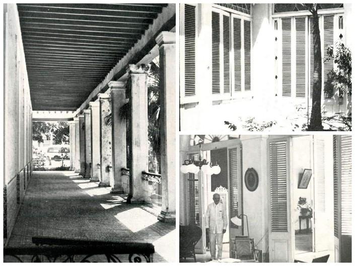 Casa colonial en el Vedadi Habana