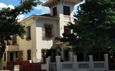 Vedado Monumental: Casa de José Rueda Bustamante (Línea 309)