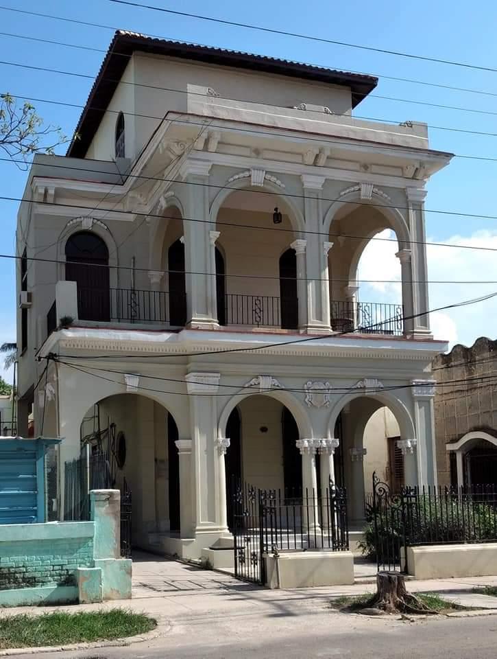 Palacete de los hermanos López Granja en el Vedado