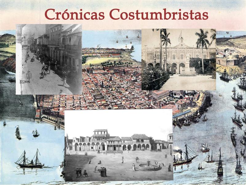 Cronicas Costumbristas La Habana