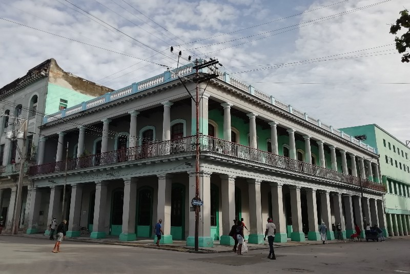 Dispensario Tamayo Habana Vieja