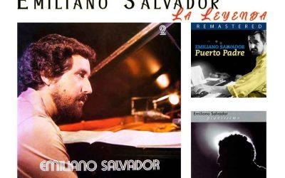 Emiliano Salvador, «el percusionista» de las blancas y negras del jazz afrocubano