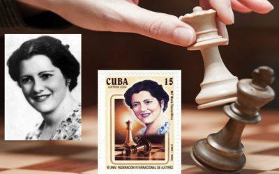 María Teresa Mora la habanera prodigio que derrotó 2 veces a Capablanca