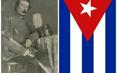 Miguel Teurbe Tolón, la «Lola Filibustera» que diseñó la bandera cubana