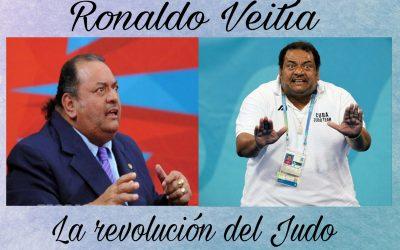 Ronaldo Veitía la revolución del judo femenino