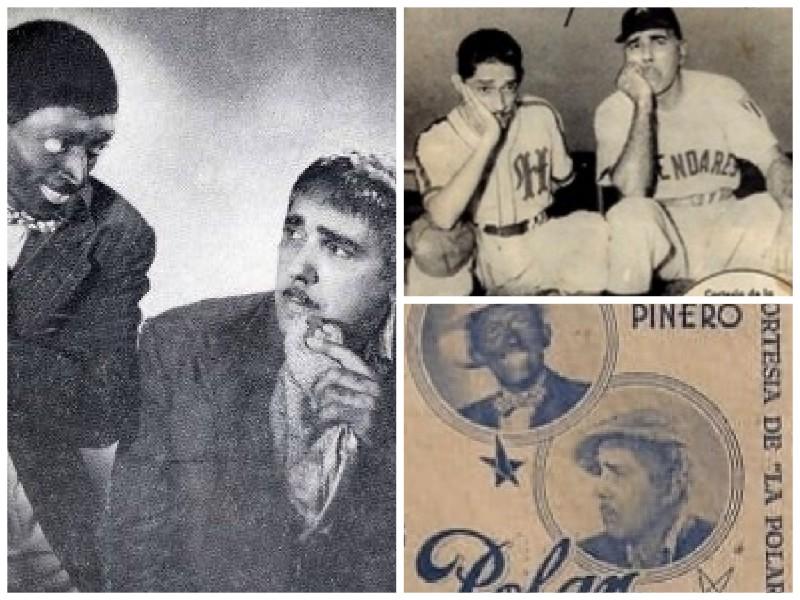 Sopeira y Chicharito Alberto Garrido Enrique Pinero