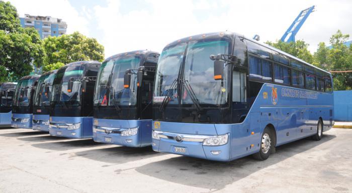 Yuntong Omnibus Habana
