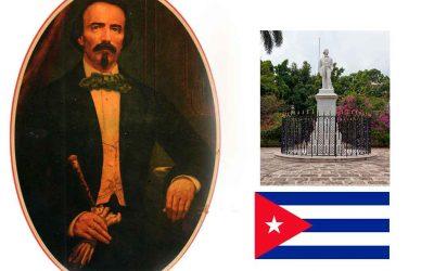Carlos Manuel de Céspedes en La Habana