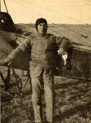 El vuelo de domingo rosillo 1913