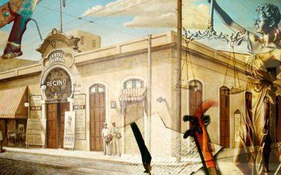 Breve historia de los duelos ocurridos en el escenario del Teatro Alhambra