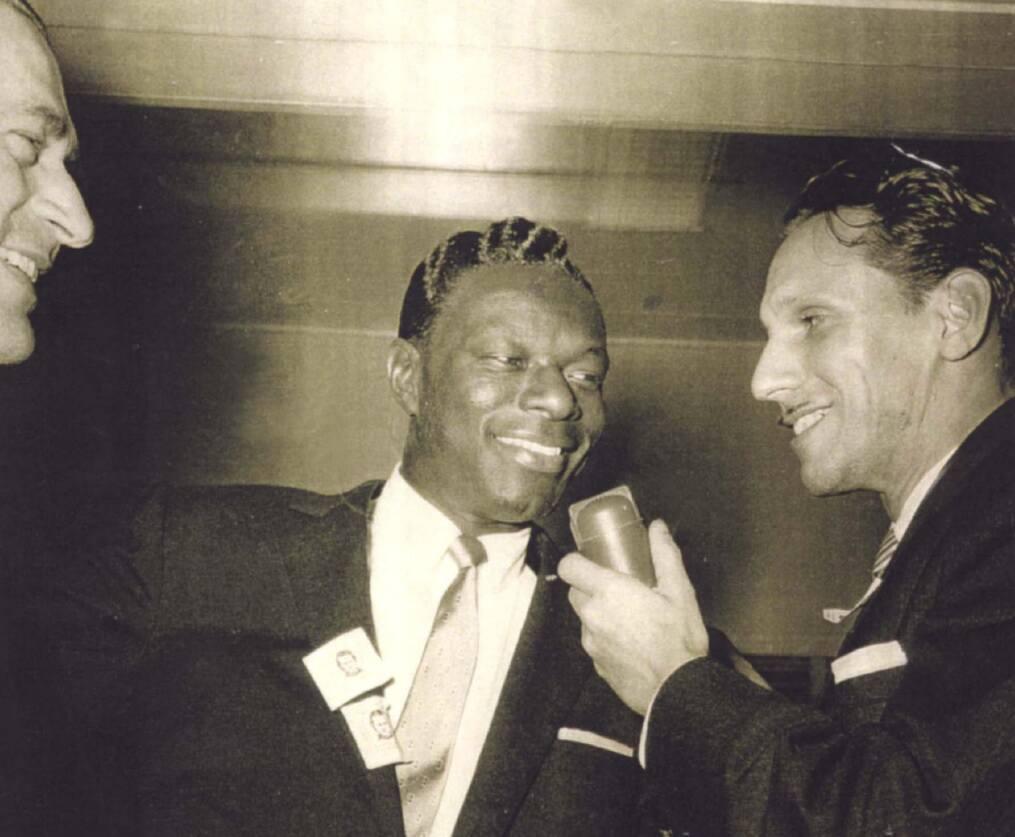 nat king cole 1957