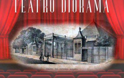 Vermay y su teatro Diorama por el Conde de San Juan de Jaruco (HABANA DESAPARECIDA)