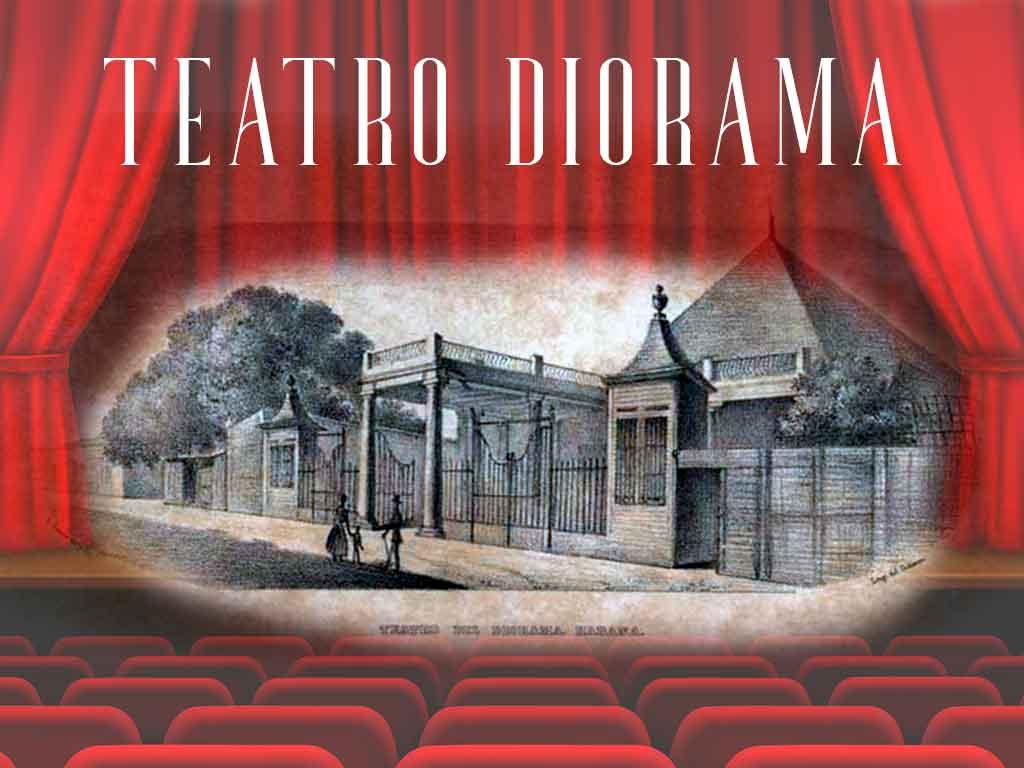 teatro diorama